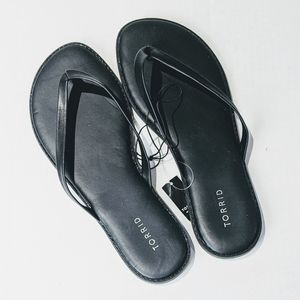 Torrid | Black Classic Flip Flops 12